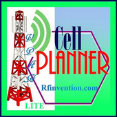 RFi Cell Planner icon