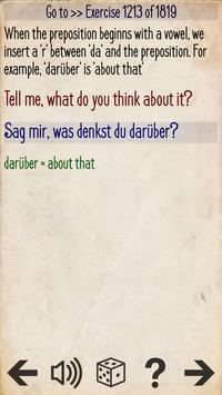 Learn German from scratch full screenshot 8