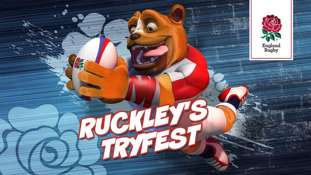 Ruckley's Tryfest poster