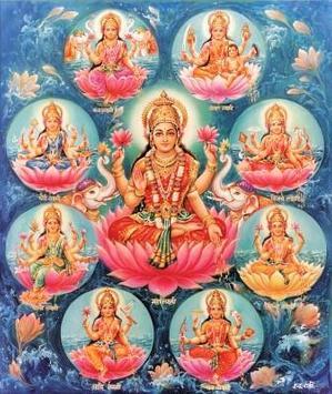 Asta Lakshmi Live Wallpapers screenshot 1