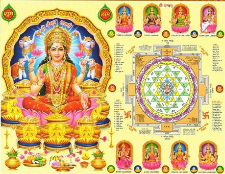 Asta Lakshmi Live Wallpapers screenshot 3