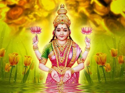 Lakshmi Devi Live Wallpapers poster