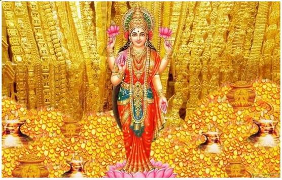 Lakshmi Devi Live Wallpapers screenshot 1
