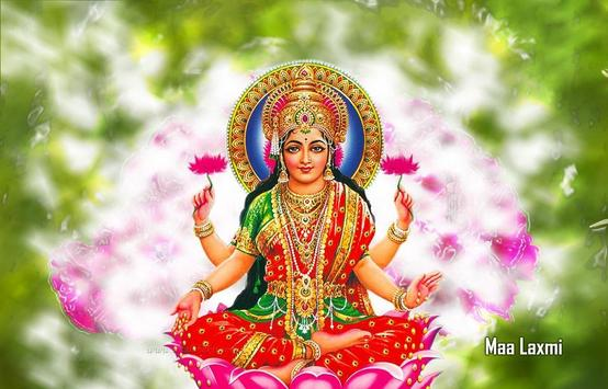 Lakshmi Devi Live Wallpapers screenshot 4