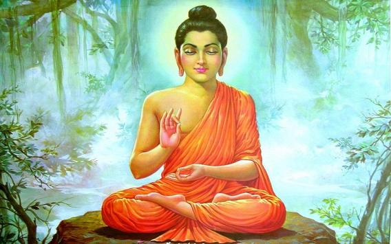 Lord Buddha Live Wallpapers Apk Screenshot