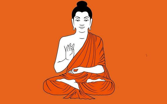 Lord Buddha Live Wallpapers screenshot 9