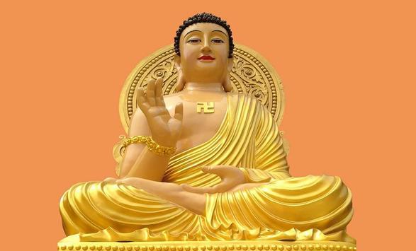 Lord Buddha Live Wallpapers screenshot 1