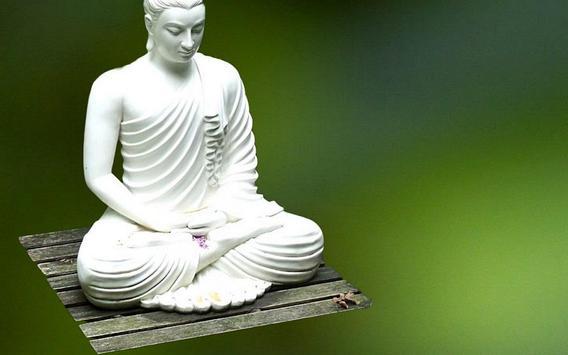 Lord Buddha Live Wallpapers screenshot 2