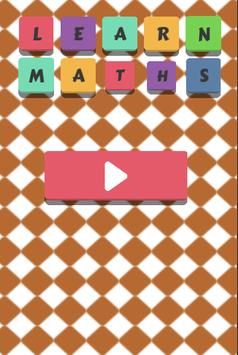Tricky Easy Maths poster