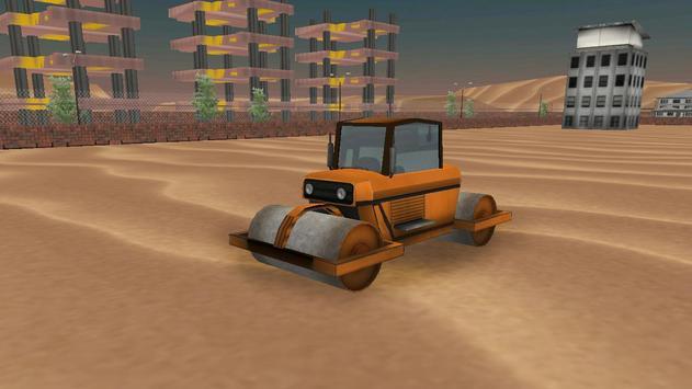 City Road Roller Construction apk screenshot