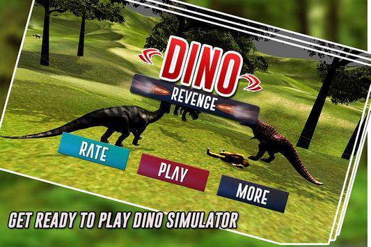 Dino Revenge 3D apk screenshot