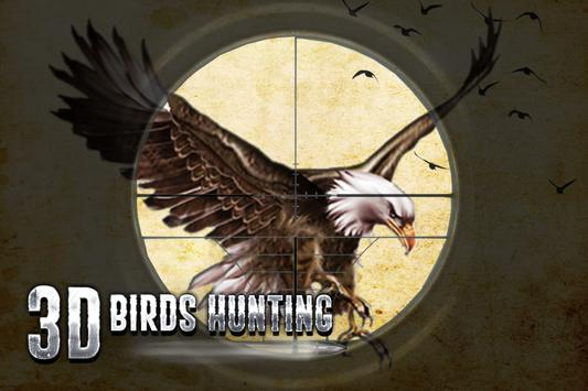 Flying Birds Hunt 3D apk screenshot