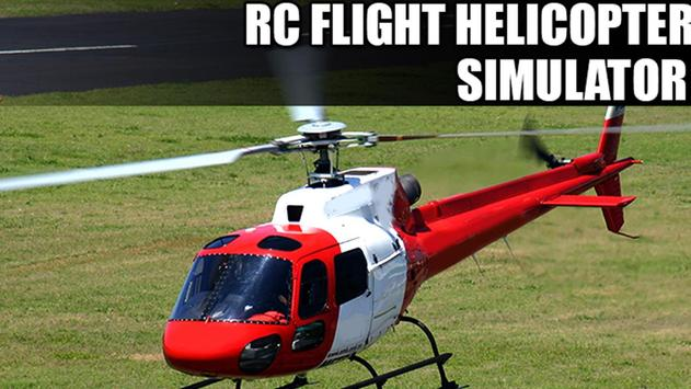 Rc Flight Helicopter Simulator poster