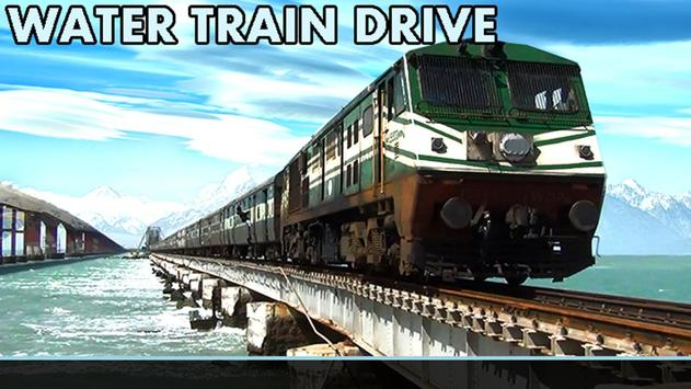 Water Train Drive poster