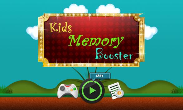 Kids-Memory Booster poster