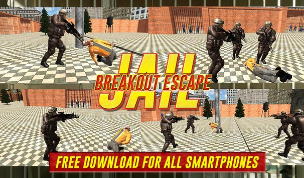 grand jail break prison escape apk screenshot