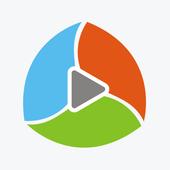 RGBVR  Video Player  Cardboard icon