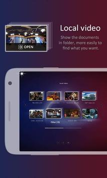 RGBVR  Video Player  Cardboard poster