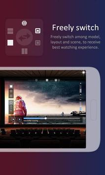 RGBVR  Video Player  Cardboard apk screenshot
