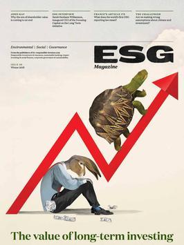 ESG Magazine apk screenshot