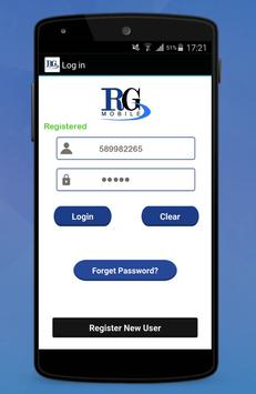 RG Mobile apk screenshot