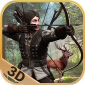 Jungle Archer Hunting 2018 icon