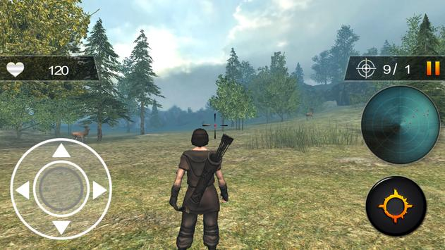 Jungle Archer Hunting 2018 apk screenshot