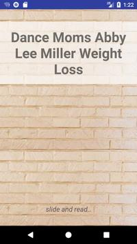 Dance Moms Abby Lee Miller Weight Loss poster