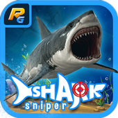Furious Shark Sniper Shooter icon