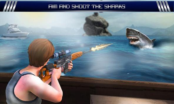 Furious Shark Sniper Shooter poster