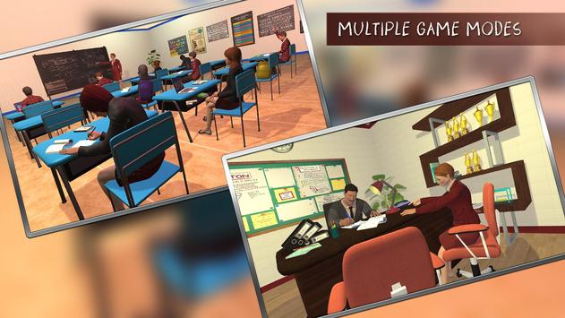 Virtual Mom High School Teacher Family Fun Time screenshot 7