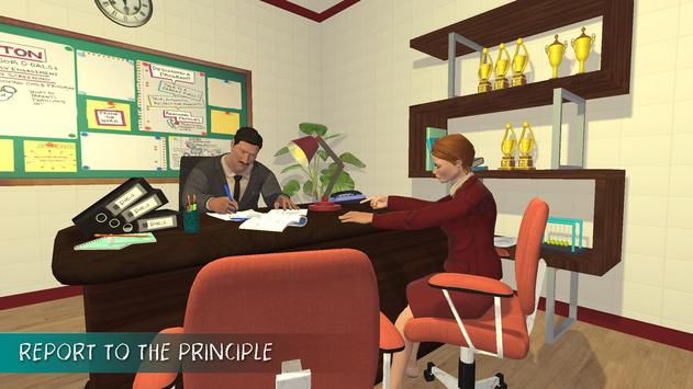 Virtual Mom High School Teacher Family Fun Time screenshot 1