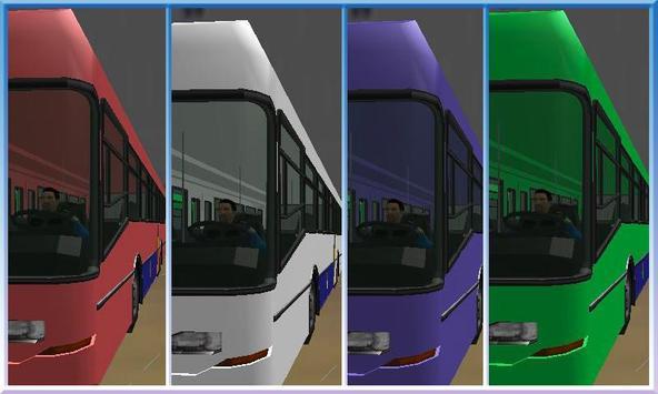 Bus simulator City Driving 2018 screenshot 12