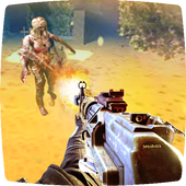 Game of Zombie : Free Shooting Game - FPS icon