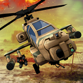 Army Helicopter Gunship Strike icon