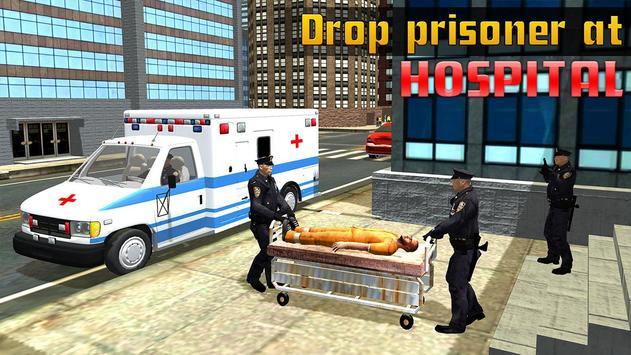 Police Ambulance Rescue 911 screenshot 10