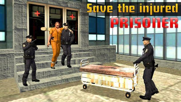 Police Ambulance Rescue 911 screenshot 7
