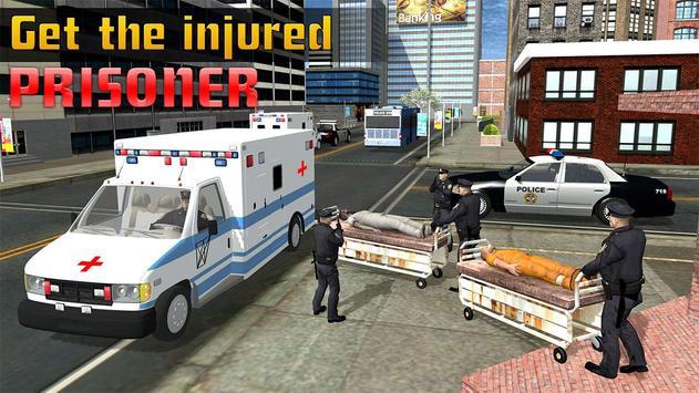 Police Ambulance Rescue 911 screenshot 8