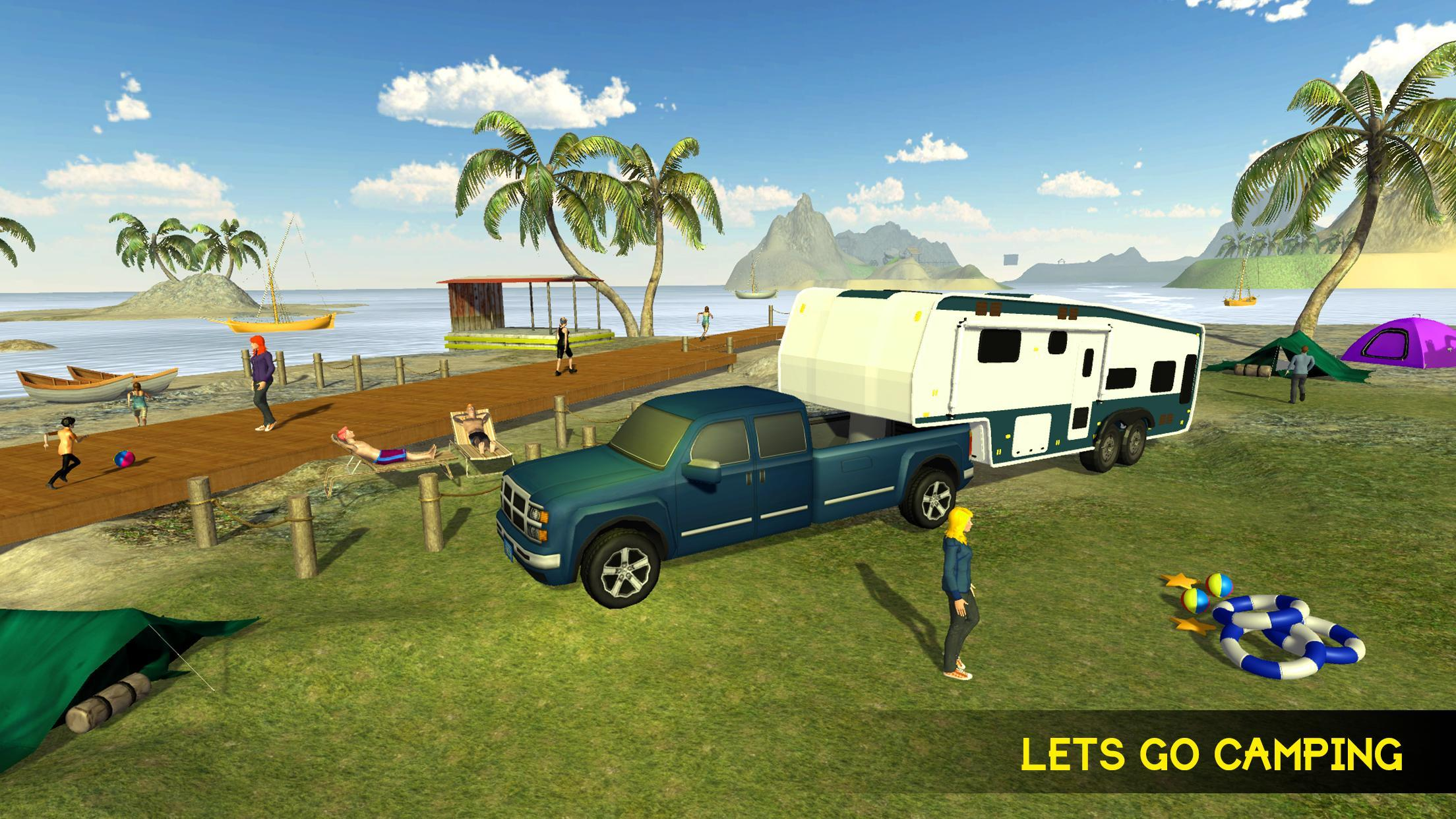Offroad Camper Truck Simulator 17 for Android - APK Download