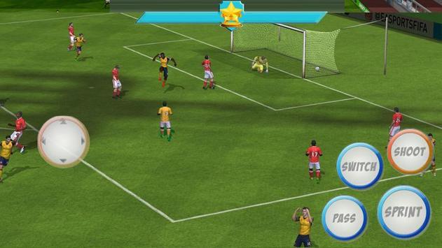 Pro Evolution Soccer 17 poster