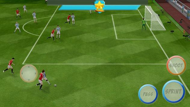 Pro Evolution Soccer 17 screenshot 1