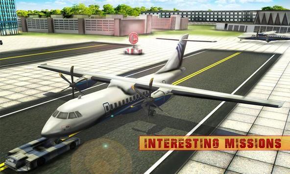 Jails Criminal Transport Plane apk screenshot