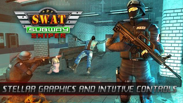 AntiTerrorist SWAT Sniper Team poster