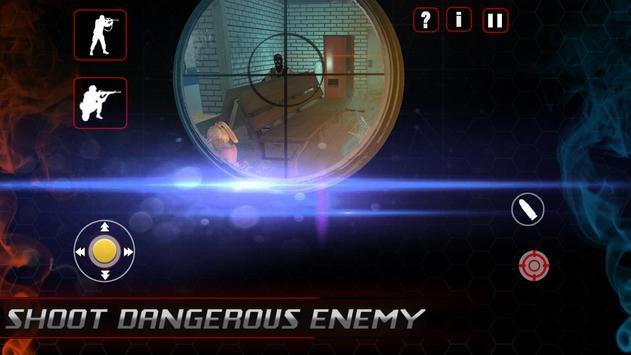 AntiTerrorist SWAT Sniper Team screenshot 1
