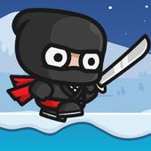 Ninja Snow Adventure icon