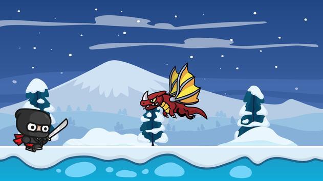 Ninja Snow Adventure screenshot 7