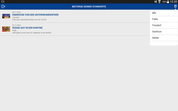 Rhenus Informations-App screenshot 6