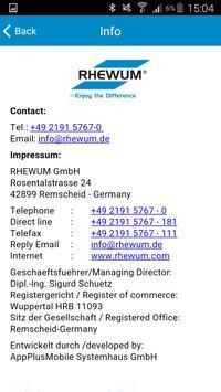 RHEWUM ScreenSpector apk screenshot