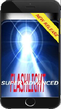 Flashlight Super Advanced poster