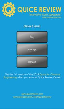 Quice ChemEng apk screenshot